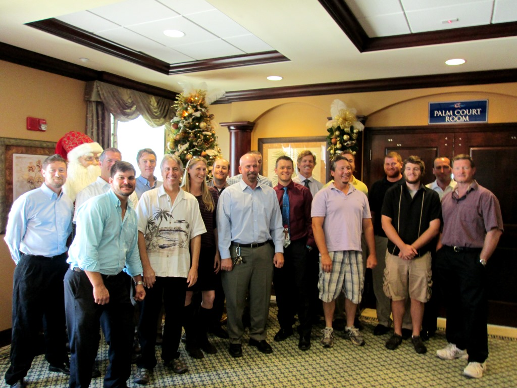 2013 GeoView Christmas Party