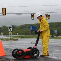 Using a GSSI SIR-3000 to Locate Underground Utilities (West Virginia)