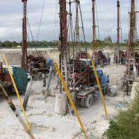 Drill Rigs - Domincan Republic