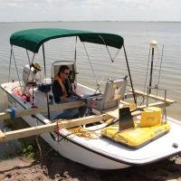 Sediment Thickness Study of a Pond (Polk County, Florida)
