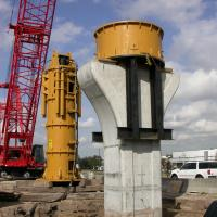 Testing of a Drilled Shaft (Crostown Expressway)