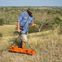 EM-38 Survey in Colombia for Pre-Columbian artifacts